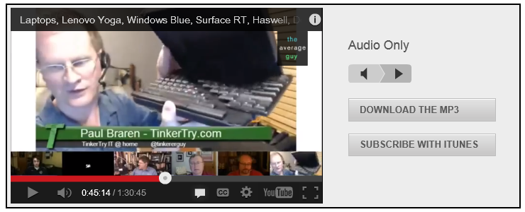 """Featured on """"The Home Tech Podcast"""" Episode #115"""
