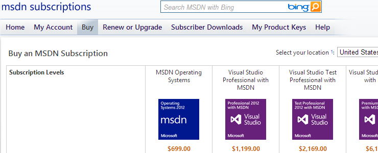 Msdn Subscriber Downloads Old Site