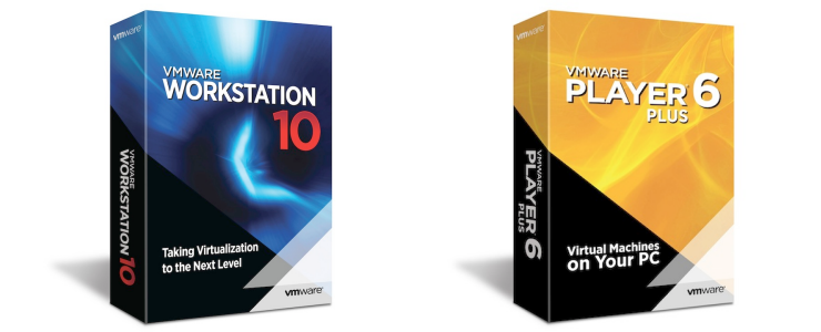 VMware Workstation 10 is feature rich, but you might be fine