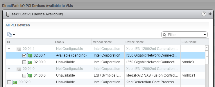 VMware VMDirectPath and Intel VT-d explained in 3 minutes