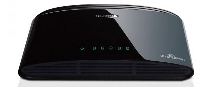 Quick look at tiny and efficient D-Link Gigabit Switches
