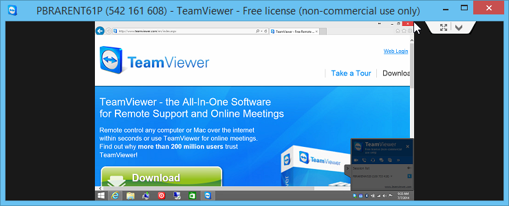 How to migrate a remote PC from LogMeIn to TeamViewer Collaborative