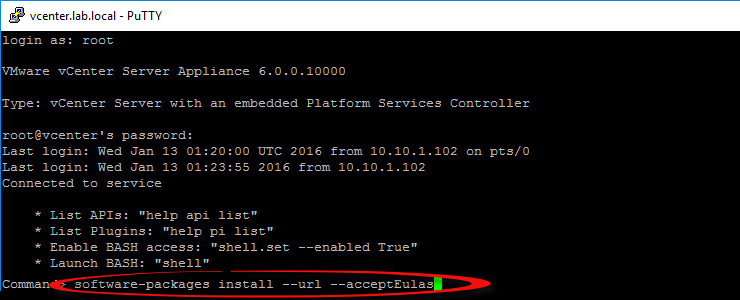 How to easily update your VMware vCenter Server Appliance to