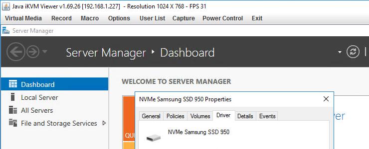 How to easily install Windows Server 2016/Hyper-V on an Intel Xeon D
