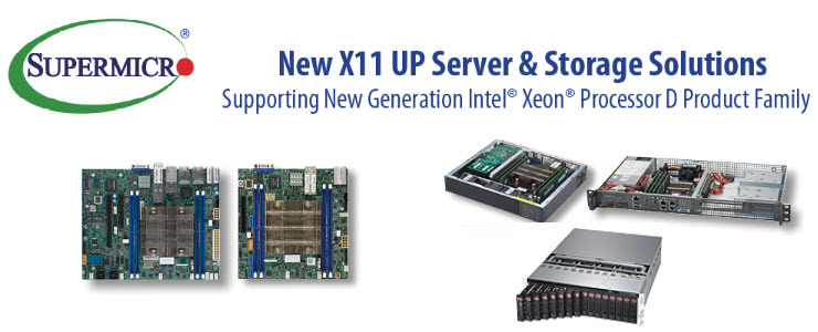 Introducing the 1U Supermicro SuperServer SYS-E300-9D