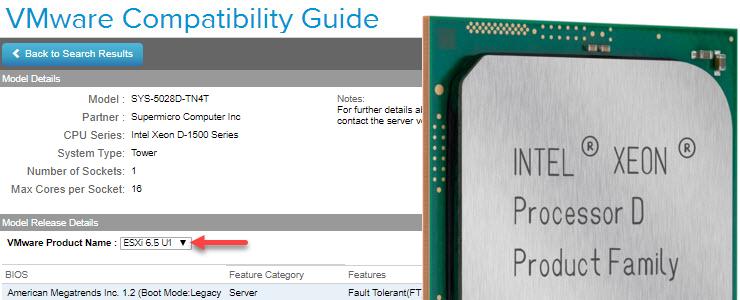 Supermicro SuperServer Xeon D-1500 Bundle mini-tower and 1U