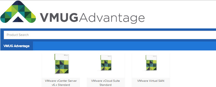 How to download your VMUG Advantage EVALExperience VMware